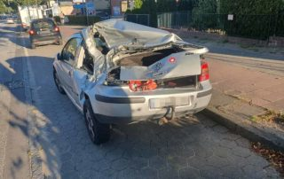 Huk Schaden melden Unfallschaden
